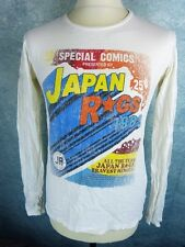 JAPAN RAGS Tee shirt Homme Taille S / 16 ans - Manches longues - Look Vintage