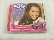 Disney Karaoke Series - Miley Cyrus (Karaoke CD+G)