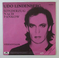 "7"" Single - Udo Lindenberg - Sonderzug Nach Pankow - s819 - washed & cleaned"
