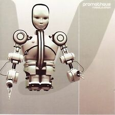 Robot-O-Chan by Prometheus (CD, Oct-2003, Twisted America)