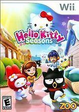 Hello Kitty Seasons (Nintendo Wii, 2010)