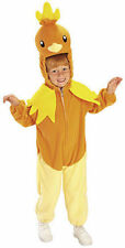 NEW Pokemon Go TORCHIC Boys COSTUME 4/6 Disguise HALLOWEEN Cosplay