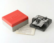 Eumig Film Splicer Super 8mm  Boxed with Instructions  VGC