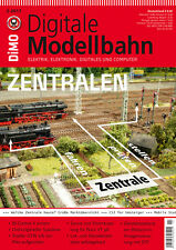 Miba ferrocarril Journal modelo digital tren digital central 2-2017
