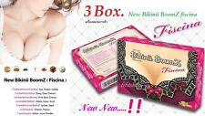 3 Box New Bikinii Boomz(Fiscina)for Bigger Breast Enlarge Skin Whitening