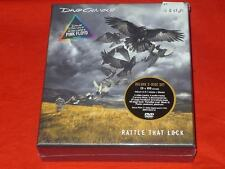 David Gilmour-Rattle That Lock [Deluxe Edition] [CD+DVD] September 18, 2015
