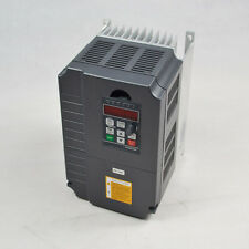 TOPCNC 7.5KW 220V VARIABLE FREQUENCY DRIVE INVERTER  VFD  34A 10HPHIGH PRECISION