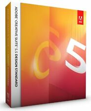 ADOBE Creative Suite CS5.5 Design Standard MAC deutsch Voll MWST BOX +Indesign