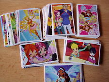 Panini Winx Club Believix  -  30  Sticker  aussuchen
