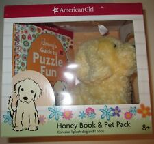Honey the Dog Puzzle Fun Book Authentic American Girl Today JLY New Pet Pack