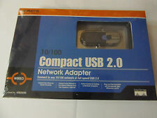Linksys Compact USB to LAN Network Adapter 10/100 MB USB 2.0 NEU OVP