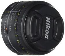 Nikon 2137 AF NIKKOR 50 mm f/1.8 D FX FULL FRAME Focale Fissa Per Nikon DSLR ca..