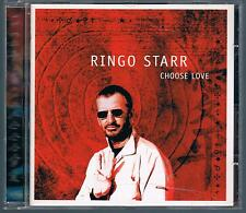 RINGO STARR CHOOSE LOVE CD F.C. COME NUOVO!!!