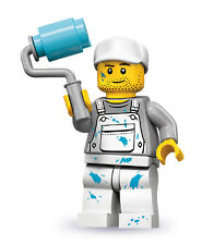 LEGO 71001 SERIES 10 MINIFIGURES DECORATOR PAINTER POLYBAG MISB SEALED NEW