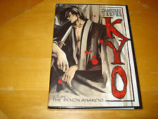 Samurai Deeper Kyo - Vol. 1: The Demon Awakens (Anime DVD, 2003, New)