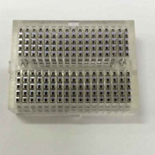 SYB-170 Mini Breadboard Solderless Prototype 170 Tie-points Clear Transparent