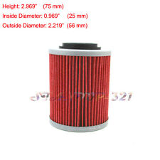 Oil Filter For CAN-AM RENEGADE 1000 500 OUTLANDER MAX 570 RENEGADE 850