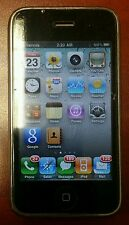 Apple iPhone 3G 8GB - (Factory Unlocked) - Permanent Unlock T-Mobile/Simple/AT&T