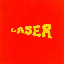 LASER Vita sul pianeta (red vinyl) LP italian prog