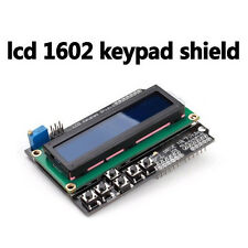 1602 LCD Board Keypad Shield Blue Backlight For Raspberry Pi LCD Screen