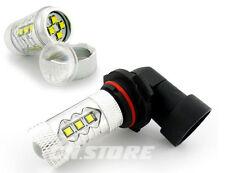 2x 80w cree white 9006 hb4 High Power LED Car fog running light bulbs12V 24V DC