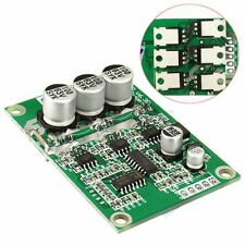 DC 12V 24V 36V 500W Brushless Motor Drive Board Balanced Car Control