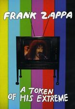 Frank Zappa: A Token of His Extreme (2013, DVD NIEUW) 801213061594