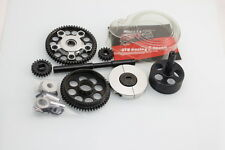 CNC - 2 speed system with plastic gear cover Set for Hpi Baja 5B/5T/5SC GR033