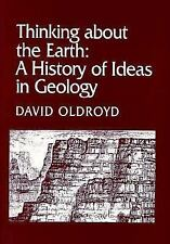 Thinking about the Earth: A History of Ideas in Geology (Studies in th-ExLibrary