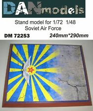 Stand for Soviet Air Force ( 240*290)   1/72 or 1/48  DANmodels # 72253 NEW!!!