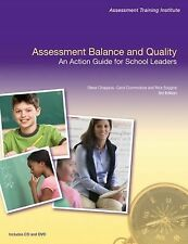 Assessment Balance and Quality: An Action Guide for School Leaders (3rd Edition)