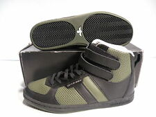 Creative Recreation dicoco HI  Shoes Mens BLACK MILITARY CR3938 size 7.5 new