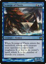MTG SCOURGE OF FLEETS FOIL - FLAGELLO DELLE FLOTTE - PROMO - MAGIC