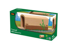 Train En Bois Brio Haute Bois Tunnel 33735