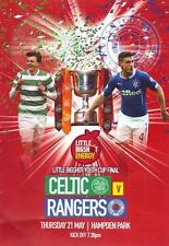 2015 SCOTTISH YOUTH CUP FINAL - CELTIC v RANGERS (21st May 2015)