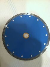 "7"" Diamond blades for cutting porcelain and hard materials"