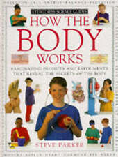 Eyewitness Science Guides - How the Body Works by Steve Parker (Hardback, 1994)