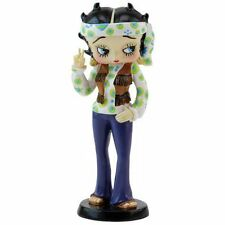 "Betty Boop, Through the Ages mini figurine, 70's style Betty - 2.5""  - (24076)"
