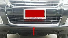 CHROME FRONT LOWER GRILL GRILLE TRIM FOR TOYOTA HILUX VIGO CHAMP 2012 2013 2014