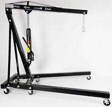 Mechanics 2 Ton Professional Folding Engine Crane Hoist Lift