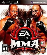 EA Sports MMA  (Sony Playstation 3, 2010) NEW FACTORY SEALED!