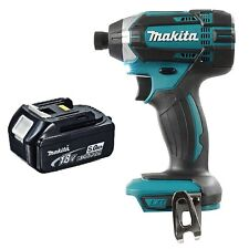 MAKITA DTD153Z 18V LI-ION LXT BRUSHLESS IMPACT DRIVER & BL1850B 5.0AH BATTERY