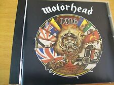 MOTORHEAD 1916 CD MINT- EPIC
