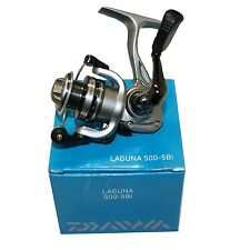 Daiwa Laguna 500-5BI Spinning Fishing Reel 5+1bb 4 Lb/100 Yd 4.9:1 Ultra Light