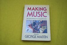 Making Music The Guide to Writing,Performing & Recording Paperback 1983 BEATLES