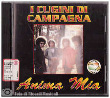 I CUGINI DI CAMPAGNA ANIMA MIA Dig It