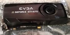 EVGA GeForce GTX 670 FTW 2GB 256-bit GDDR5 PCI Express 3.0 x1