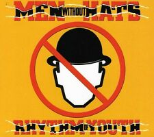 Rhythm Of Youth - Men Without Hats (2010, CD NIEUW)