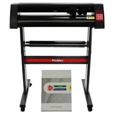 "VINILE Cutter plotter 28 ""PixMax 720mm VINILE Taglio Trasferimento + FLEXI 11 software"