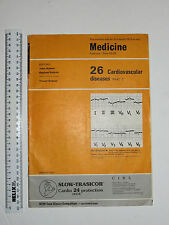 VINTAGE MEDICINE MAGAZINE FROM 1970s NO. 26 COLLECTABLE EPHEMERA ANGINA HEART